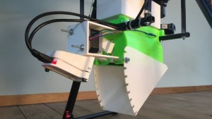 Dispositif de distribution des moustiques - WeRobotics